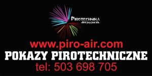 Piro-Air Pokazy Pirotechniczne - Dębe Wielkie 602 584 301